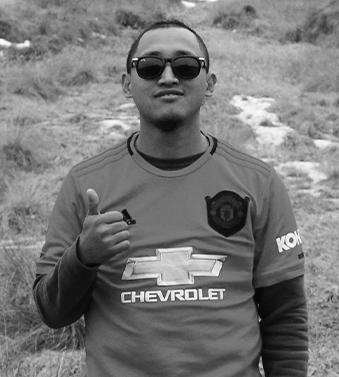Binod Gurung